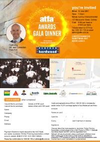 2016 ATFA Awards Invite
