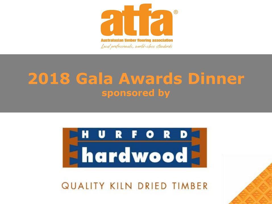 2018 Dinner Awards Presentation